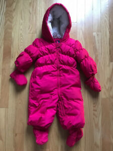 Baby Gap one piece snowsuit