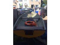 12ft fibre glass boat