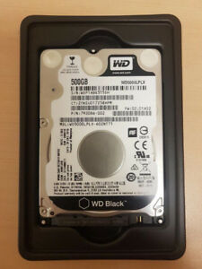 Western Digital 2.5-Inch Internal HDD for laptop
