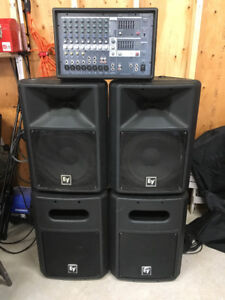 For Sale PA System
