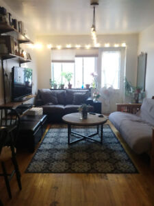 1br Furnished Sublet near Vendome metro Westmount/NDG OCT-APR