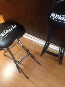 Guitar stand stools