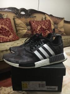 Adidas Bape NMD Black Size 10.5