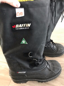 NEW BAFFIN OILRIG STEEL TOE WORK BOOTS 7M or 9W