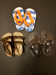 Brand new baby sandles size 4