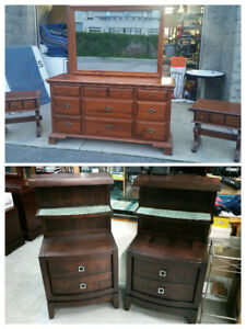 Dressers, Nightstands and MORE!