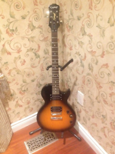 Epiphone LES PAUL Special II , Vintage Sunburst, as New