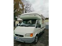 Auto-Sleepers Excelsior Monocoque Motorhome DIESEL MANUAL 1999/T