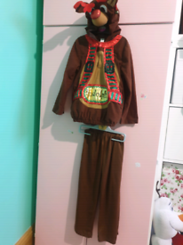 Rudolph the Reindeer Costume