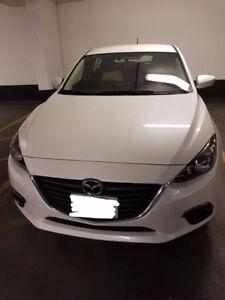 2016 Mazda Mazda3 Sport GS Hatchback lease takeover