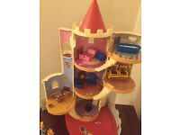 Ben and holly little kingdom castle & characters