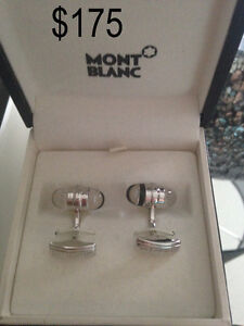 Montblanc Cufflinks - Authentic