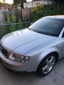 2002 Audi Sedan