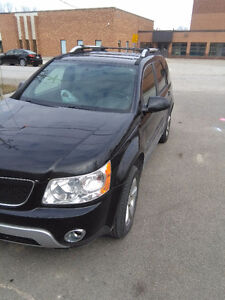 2006 Pontiac Torrent Fwd with traction contril SUV, Crossover