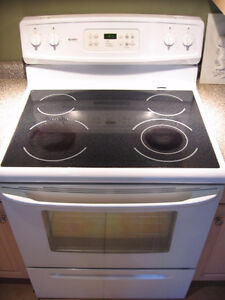 sears kenmore stove with ceramic top for   sale  _______________