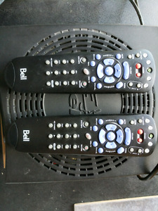 Bell 4100 digital satellite receiver & remote