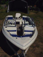 Immaculate and ready-to-go 1994 STARCRAFT 17.5' bow-rider