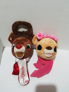 Rudolph the Red Nosed Reindeer Door Hangers