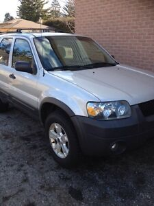 Ford escape 2006 xlt as is