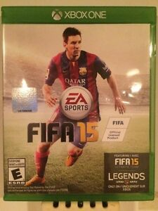 FIFA 15 for Xbox one West Island Greater Montréal image 1