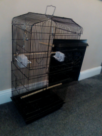 2 bird cages seaham £25 each no offers sorry