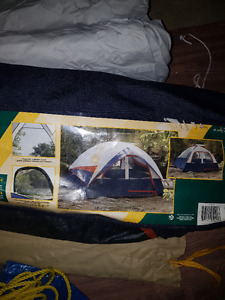 4-5 person Tent plus extras