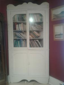 Unique corner cupboard