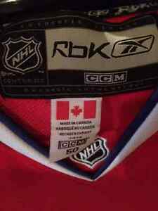 SIGNED NEW PK Subban Jersey Reebok West Island Greater Montréal image 1