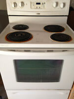 Whirlpool Stove with Oven