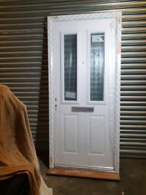 Composite Front Door upvc