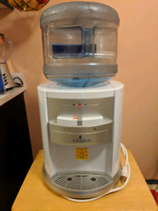 Small Water Cooler with jug