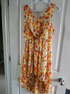 Assorted summer dresses