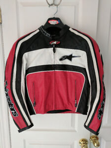 AlpineStars Motorcycle equipment 2 Jackets and 2 Pants (leather)