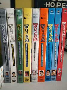 Scrubs All 9 Seasons on DVD