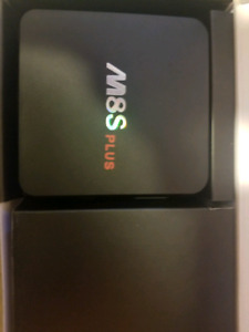 Android Box (M8S Plus)