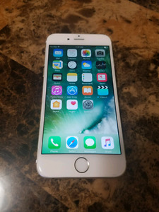 iphone 6 16gb gold Rogers / Fido.