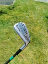 Taylormade p790 7 iron golf club