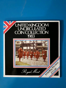 United Kingdom Uncirculated Coin Collection