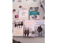 5 midwives stories books.