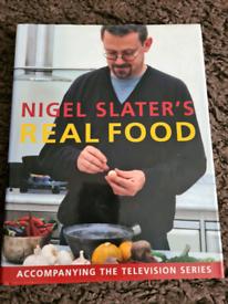 Nigel Slater's Real Food cookbook