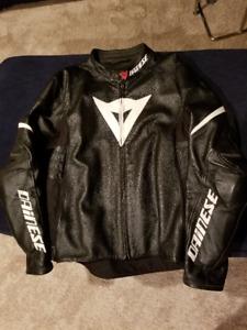 Dainese Laguna Evo leather Jacket