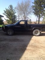 1998 s10 with sweet rims