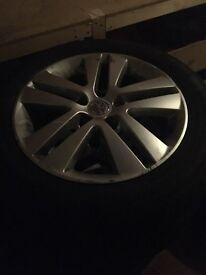 """Zafira alloy wheels 16"""""""