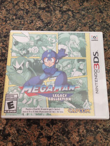 Mega Man Legacy Collection (1-6) - Nintendo 3DS 2DS - New