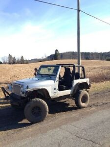 2003 jeep TJ Rocky Mountain