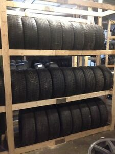 1000s of Quality Used winter tires In Stock (519-578-6132)