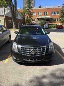 2012 Cadillac CTS Édition Luxury Berline AWD
