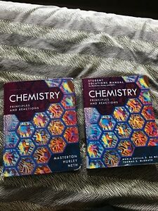 Chemistry Principles And Reaction 7th Edition + Solutions Manual Edmonton Edmonton Area image 4