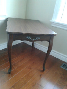 French Provincial End Table