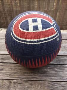 Ballon des Canadiens